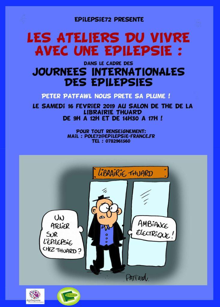 Vivre avec une épilepsie